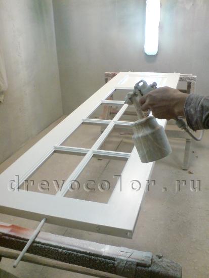 Полка для кухни из дерева фото