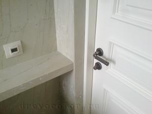 Покраска дверей МДФ