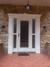 Установка парадной двери