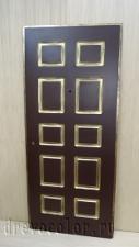 Перекраска на металлическую дверь