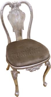 Спинка стула после ремонта