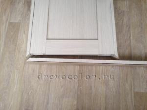 подрезаем дверную коробку