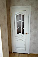 Реставрировать межкомнатную дверь